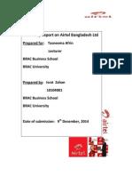 HR policies Airtel