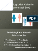 Embriologi Alat Kelamin