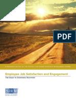 14-0028 JobSatEngage Report FULL FNL