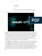 Holby City Case Study