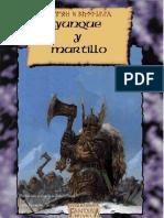 Warhammer fantasy 1º rol playing game -  Enanos.
