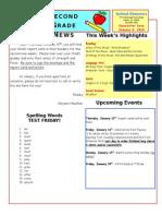 January 9 Newsletter