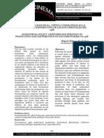Alfonso Bouhaben, Miguel La Politica Audiovisual. Critica y Estrategia en La Produccion y La Distribuccion de Los Documentales Del 15m-Libre