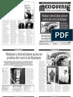 Diario El mexiquense 9 enero 2015