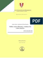 Public Sector Efficiency LA Wp202013 (1)