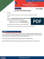 Infos Produits 2015