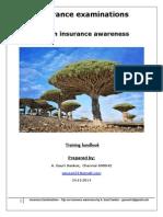 Insurance examinations - Tips on insurance awareness