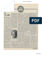 Chao, Ramón L. - ''Aníbal Núñez, o La Fértil Ambigüedad'' (Entrevista) [Triunfo, Nº 50, 17-6-1972]