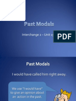 Past Modals.ppt