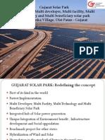 Charanka Solar Park (Gujarat)_GEDA_24.07.2012