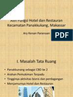Alih Fungsi Hotel Dan Restauran