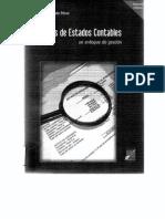 CONTABILIDAD SUPERIOR Analisis de Estados Contables Un Enfoque de Gestion Jorge Orlando Perez