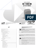 Manual Tecnico DZ 1500 IND Jet Flex Hibrida (Z12)