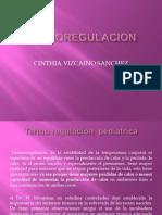 TERMOREGULACION pediatria