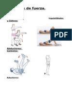 ejercicios de ed.fisica
