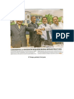 Notas Foro Industrial 2014