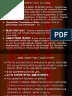 Competetion Act 2002