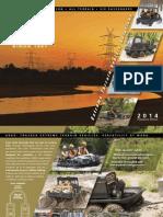 Argo 2014 Commercial Brochure