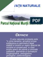 Rezervatii Naturale - Parcul National Muntii Macinului