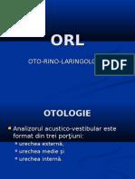 Oto Rino Laringologie