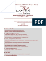 LAMPEA-Doc 2015 - numéro 1 / Vendredi 9 janvier 2015
