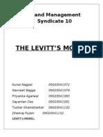 LEVITTS model