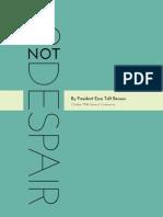 Conference Talk Booklet