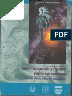 Prologo Teoría, Espistemología y Educación