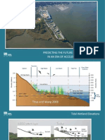 Predicting the Future of Piermont Marsh in an Era of Accelerating Sea Level Rise