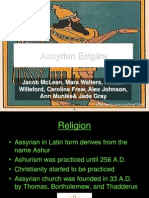 assyria-student presentation