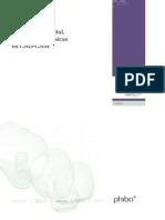 Catalogo Clinico CAD-CAM.