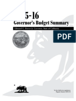 Full Budget Summary 2015-2016