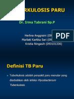 Power Point TB Paru Herlina anggraini