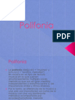 Polifonia sdf
