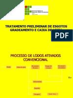 Gestão de Resíduos Líquidos - Tratamento Preliminar