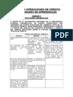 GUIA Titulos y Operaciones de Credito Actividades de Aprendizaje Doc