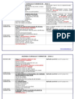 Agenda Formator Ianuarie 2014