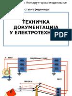 Prezentacija Za Pripremu Casa 8 Razreda Tehnicka Dokumentacija u Elektrotehnici