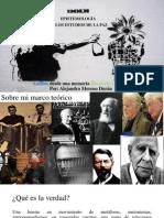 Epistemología de los Estudios de la paz