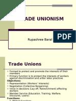 Trade Unioni