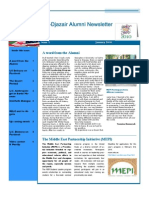 El Djazair News Letter -January 2010