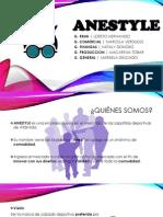 Anestyle - Presentacion 1