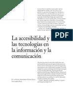 La Accesibilidad y Las Tecnologias en La Informacion y La Comunicacion-1