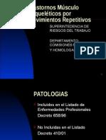 Ep Miembro Superior Por Movimientos Repetitivos y Posiciones Forzadas(1)
