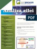Analiza Zilei 2.12.2014