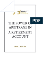 Power of Arbitrage In A Retirement Account