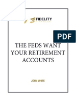 The Feds Want Your Retirement Account