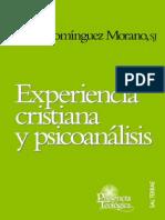 EXPERIENCIA CRISTIANA Y PSICOANALISIS BUENO.pdf