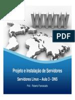 Servidores Aula 3 DNS