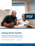 Valuing All Our Families